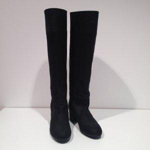 Chanel Stiefel in schwarz /Neu 37,5