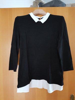 Chanel Style# 2in1 Shirt, sehr edle Bluse#NEU#Grösse L#GDM