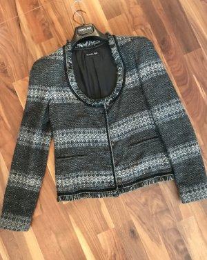 Chanel-style Tweed-Blazer von PATRIZIA PEPE
