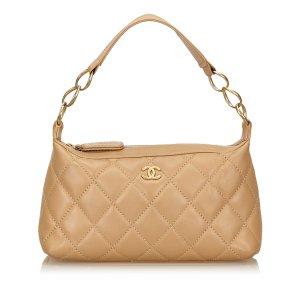 Chanel Surpique Shoulder Bag