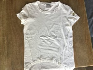Chanel T-Shirt mit Logostickerei