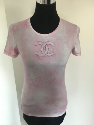 Chanel T-Shirt  Rosa