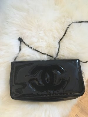 Chanel Clutch black