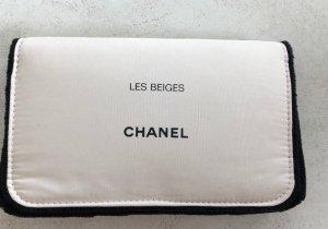 Chanel Borsetta mini beige chiaro-bianco Poliestere