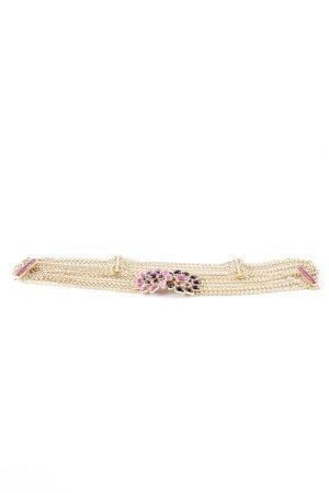 Chanel Waist Belt gold-colored elegant
