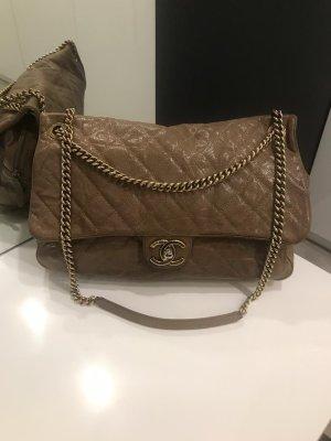 Chanel Borsetta marrone-grigio