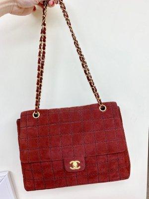 Chanel Tasche aus Samtleder