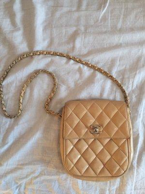 Chanel Tasche beige Original