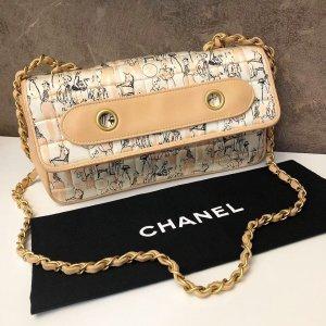 Chanel Sac à main multicolore cuir