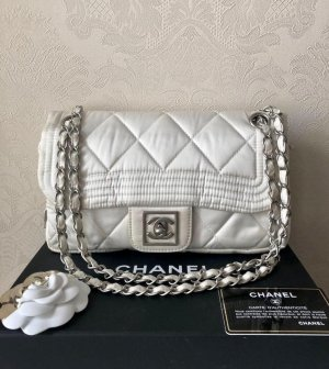Chanel Bolso blanco