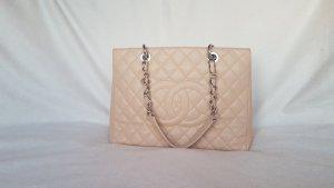 Chanel Tasche GST Shopper   beige SHW