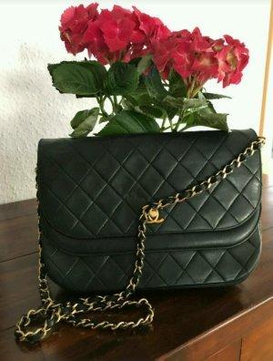 Chanel Tasche Klassiker schwarz TOP