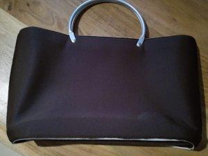 Chanel Tasche neopren braun top zustand