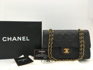 Chanel Timeless Medium Doubleflap Lammleder
