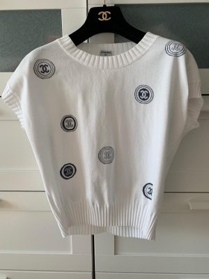 Chanel Top Bluse Oversize