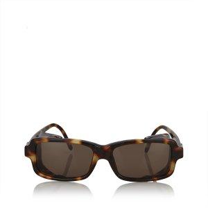 Chanel Lunettes de soleil brun