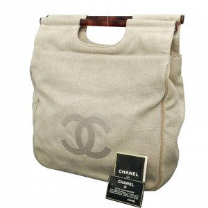 Chanel Tortoiseshell Handbag