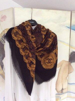 Chanel Tuch mit Ketten- und Paiselymuster