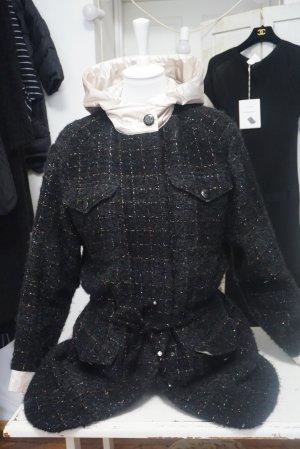 Chanel Chaqueta con capucha multicolor