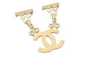 Chanel Broche goud Goud