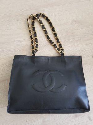 Chanel Vintage Timeless Tote Jumbo XXL Black