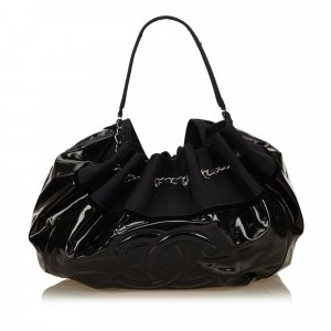 Chanel Tote black nylon