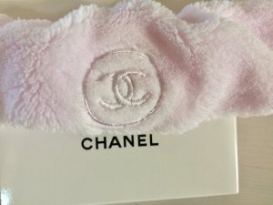 Chanel VIP Haarband Fitness Yoga Band Haarschmuck Relax mit Box