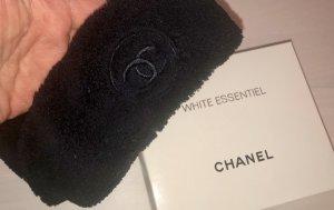 Chanel Nastro per capelli nero