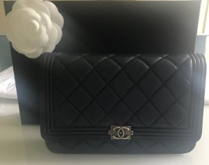 Chanel Bag black leather