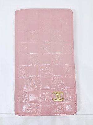 Chanel Portafogli rosa
