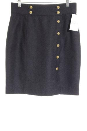 Chanel Gonna di lana multicolore elegante
