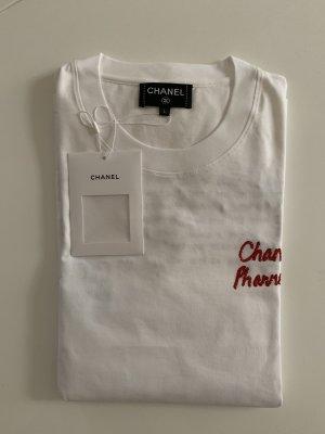 Chanel Longesleeve wit