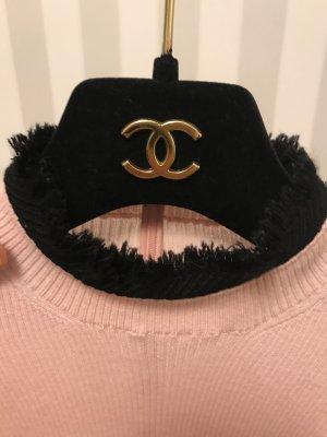 Chanel Prendas de punto rosa