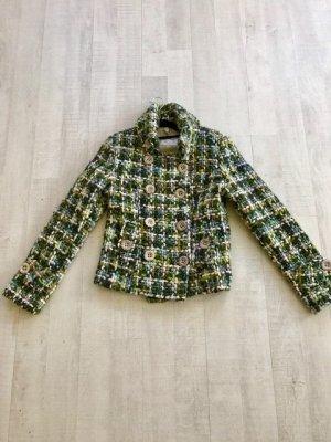 Chaneljacke in Größe 40 aus 100% Lana von Carlala