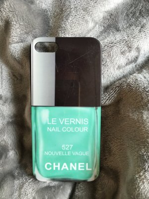 Channel Nail Polish iPhone Case