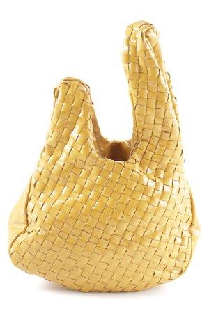 Charles & Keith Mini sac jaune primevère style extravagant