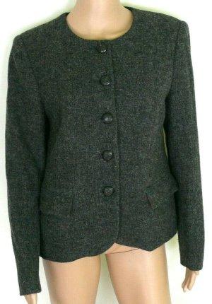 Charles Robertson Blazer in lana grigio scuro Lana vergine