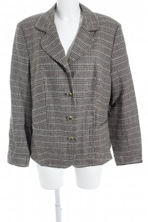 Charles Robertson Wool Blazer check pattern casual look