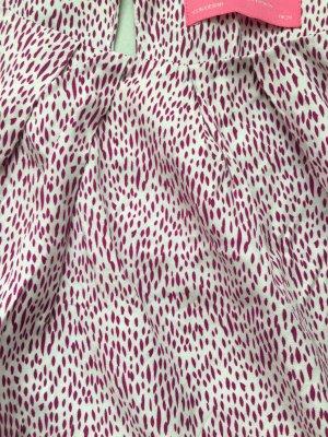Charles Tyrwhitt Blouse à manches courtes multicolore tissu mixte