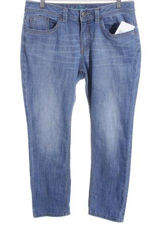 Charles Vögele 7/8 Jeans blau Casual-Look