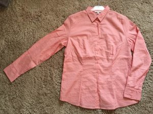 Charles Vögele Long Sleeve Blouse pink cotton