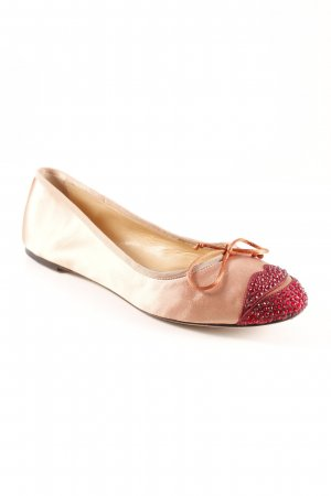 "Charlotte Olympia faltbare Ballerinas ""Kiss me darcy"""