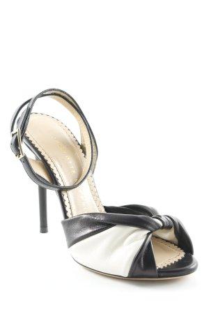 Charlotte Olympia Riemchenpumps mehrfarbig extravaganter Stil