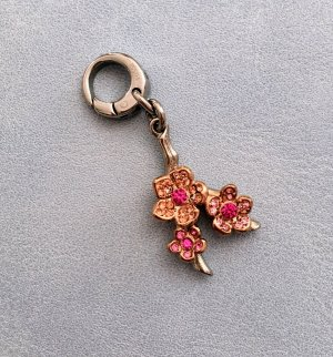 Fossil Charm silver-colored-rose-gold-coloured