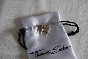 """Charm """"Hund"""" in silber von Thomas Sabo"""