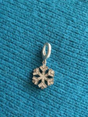Charm Schneeflocke von Jette Joop in Silber