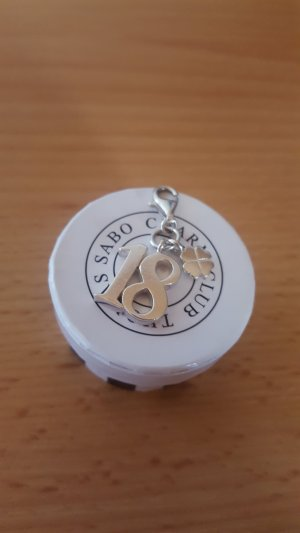 Thomas Sabo Pendant silver-colored real silver