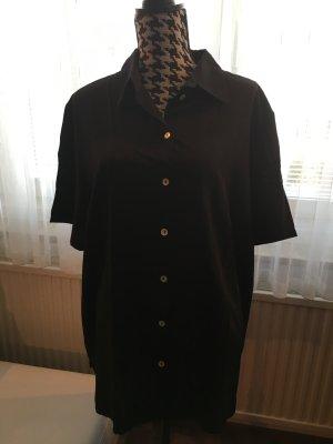 CHARMANT Hemdbluse, schwarz, wie neu