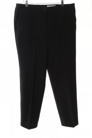 Charmant Jersey Pants black business style