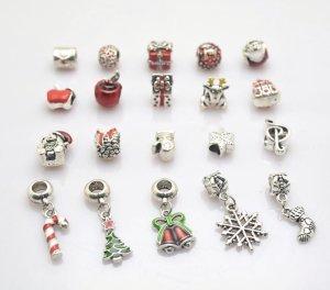 Charms / Beads für alle Armbänder für Weihnachten